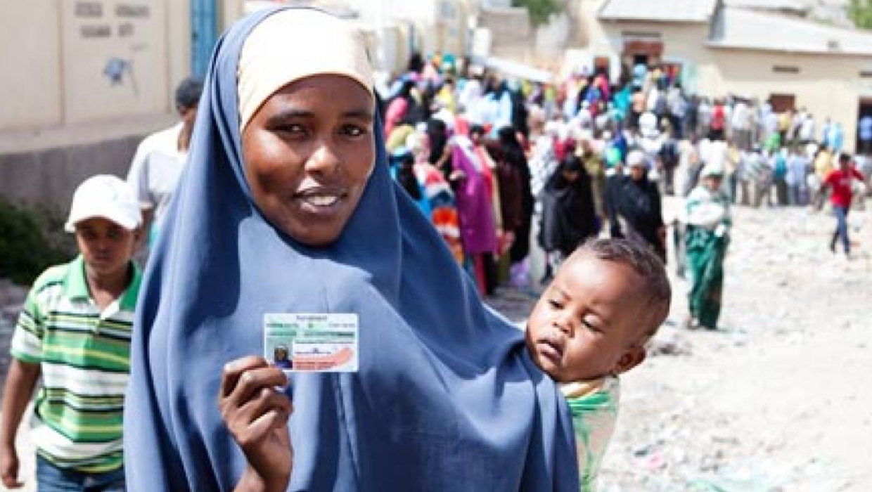 WOMEN and MINORITIES are one step closer to winning their seats at the decision making arenas in Somaliland